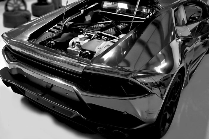 Heffner Twin Turbo Lamborghini