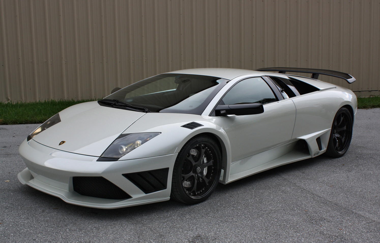 Heffner twin turbo Murcielago