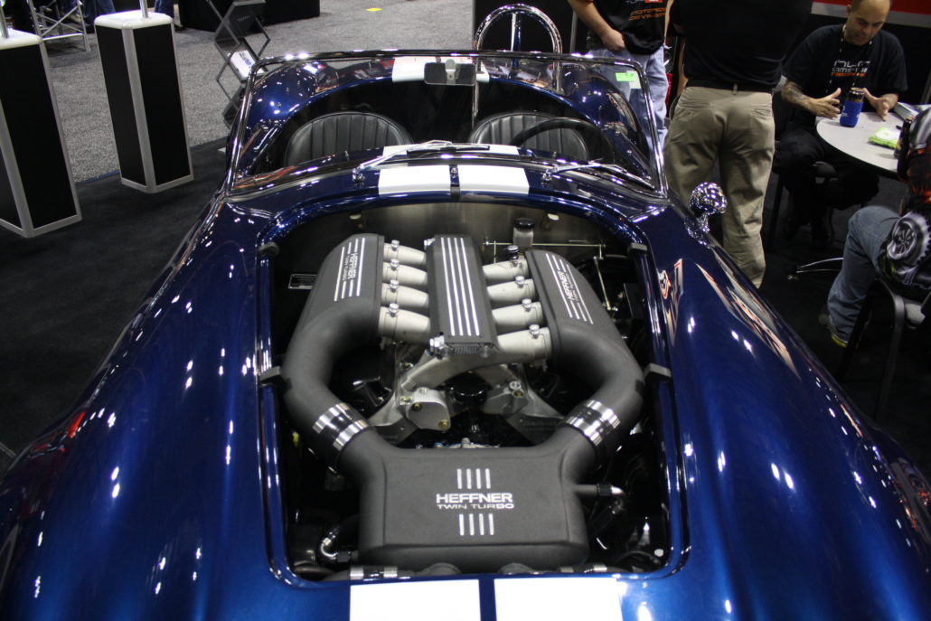 Heffner Performance Special Builds and Twin Turbo Systems