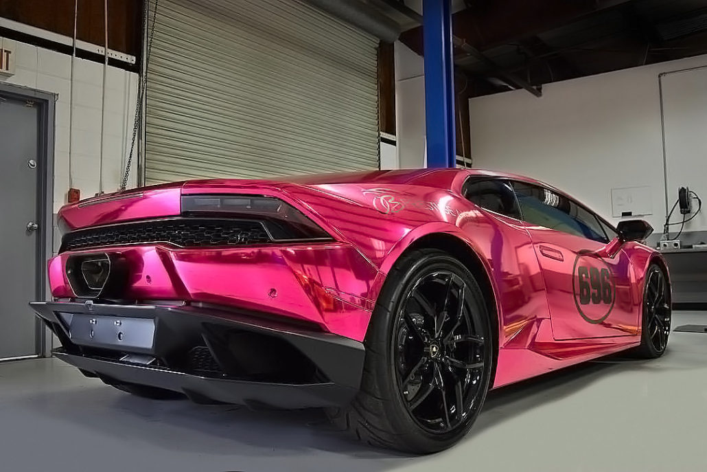 Twin Turbo Lamborghini Huracan Heffner Performance