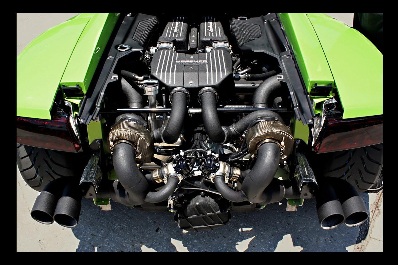 Lamborghini Twin Turbo Systems 560 570 Gallardo Heffner Performance
