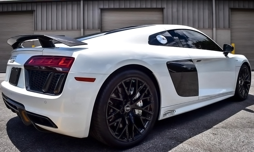 Heffner Twin Turbo Audi R8