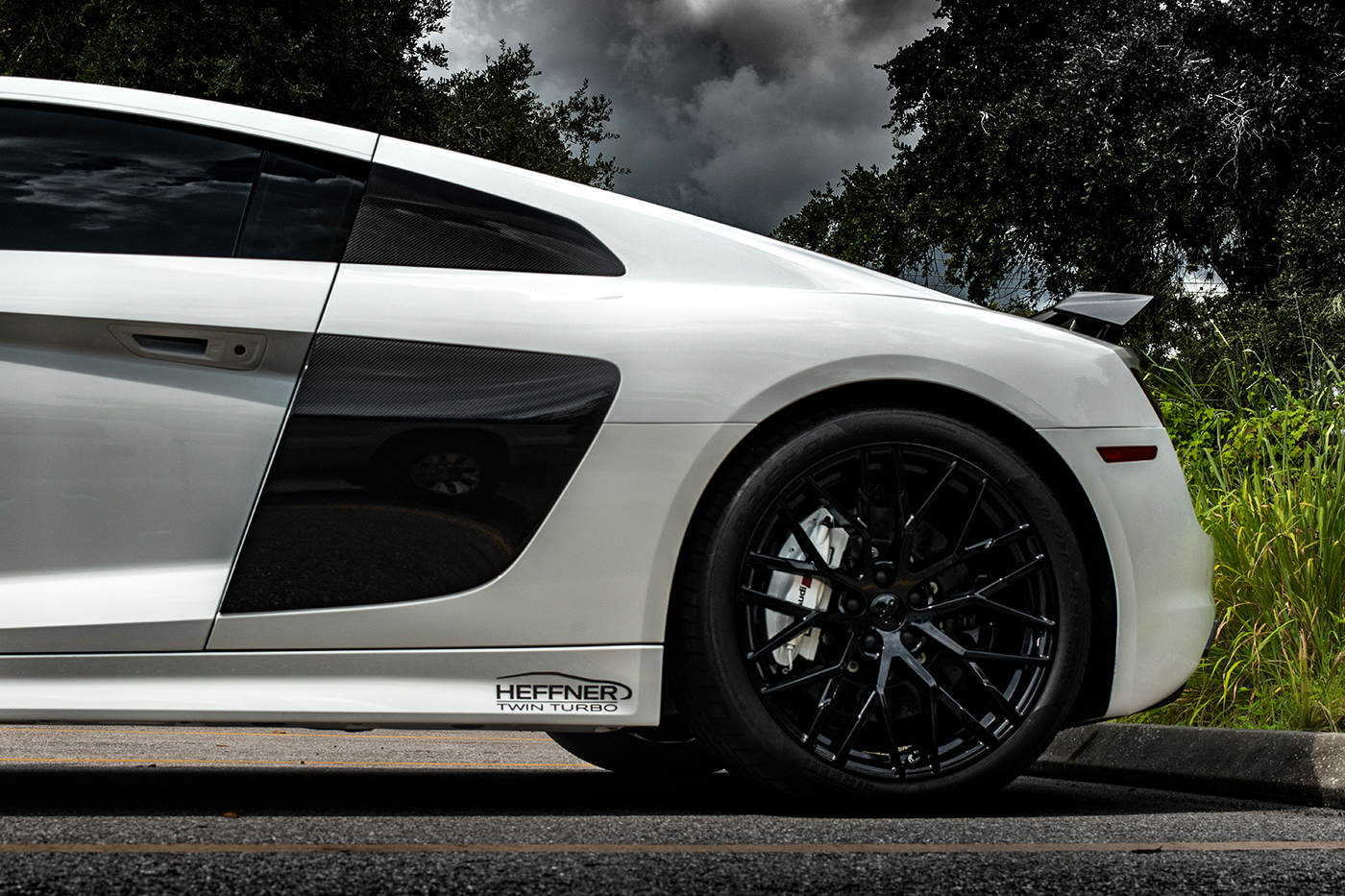 Audi R8 V10 Twin Turbo