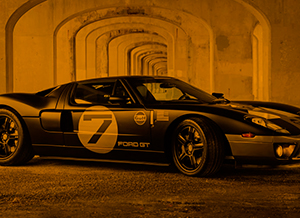 Heffner Twin Turbo Ford GT