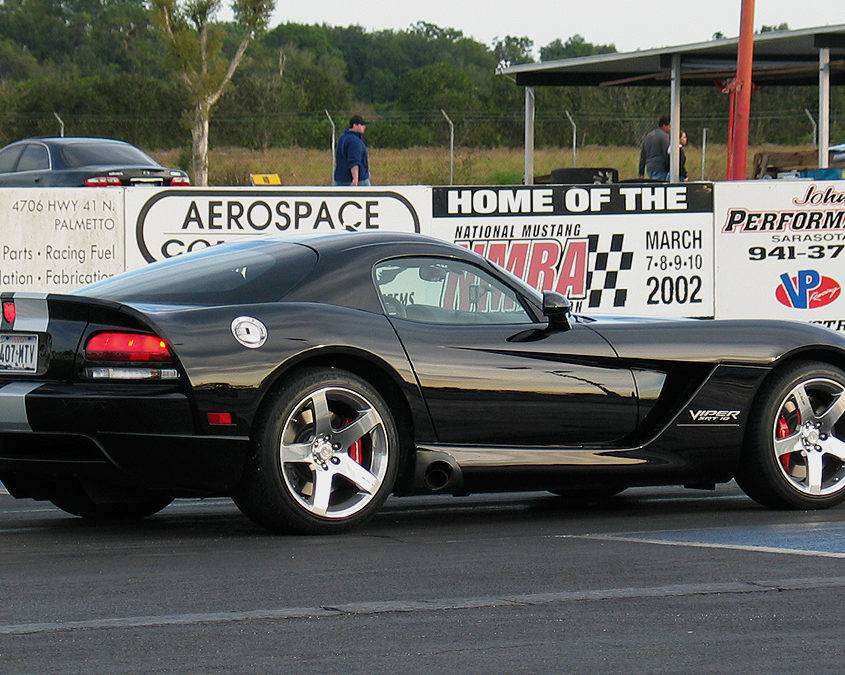 Heffner Performance Dodge Viper Twin Turbo Systems