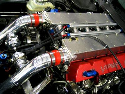 Heffner Twin Turbo Viper