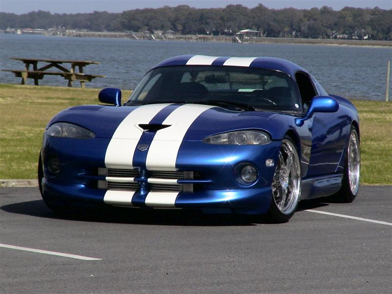 Performance Parts Near Me >> Viper Twin Turbo Systems, Custom Parts - Heffner Performance