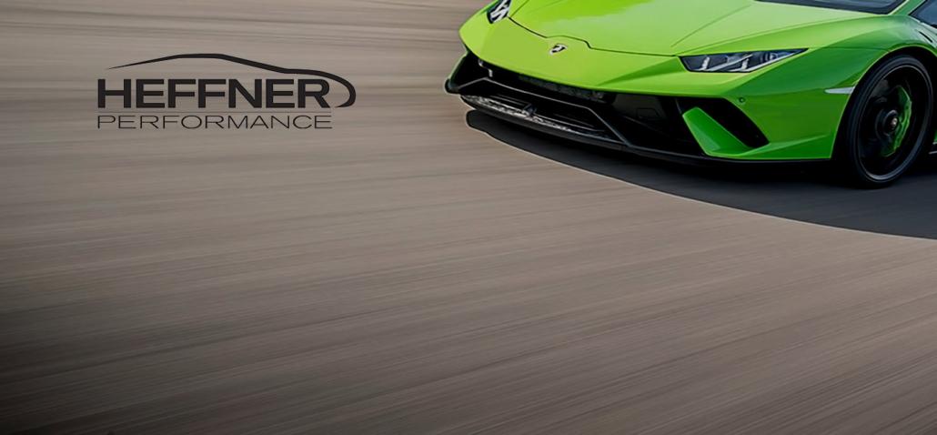 Twin Turbo Lamborghini Audi Ford GT Viper Racing - Heffner