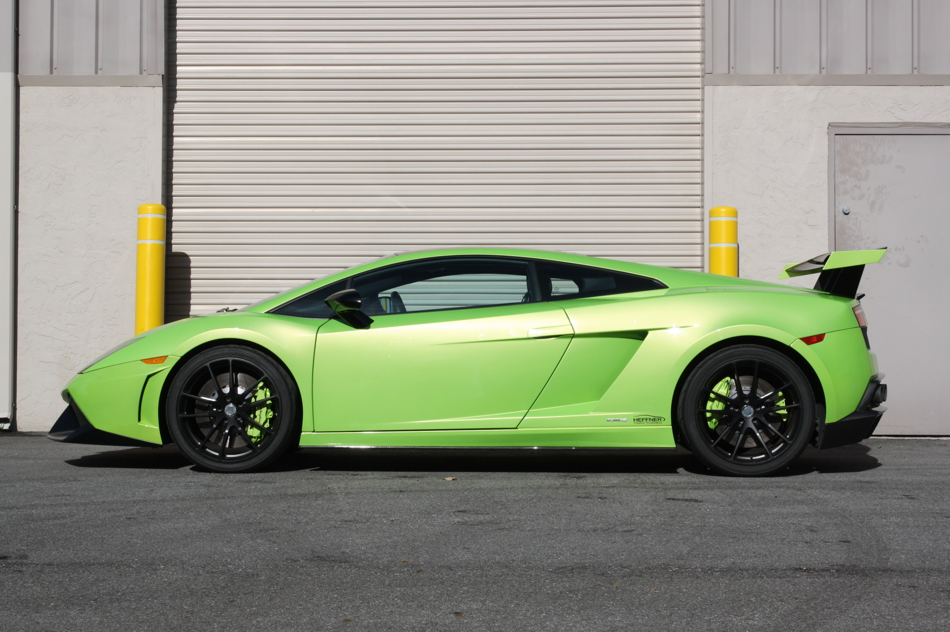 Twin Turbo Lamborghini Lp560 For Sale Heffner Performance