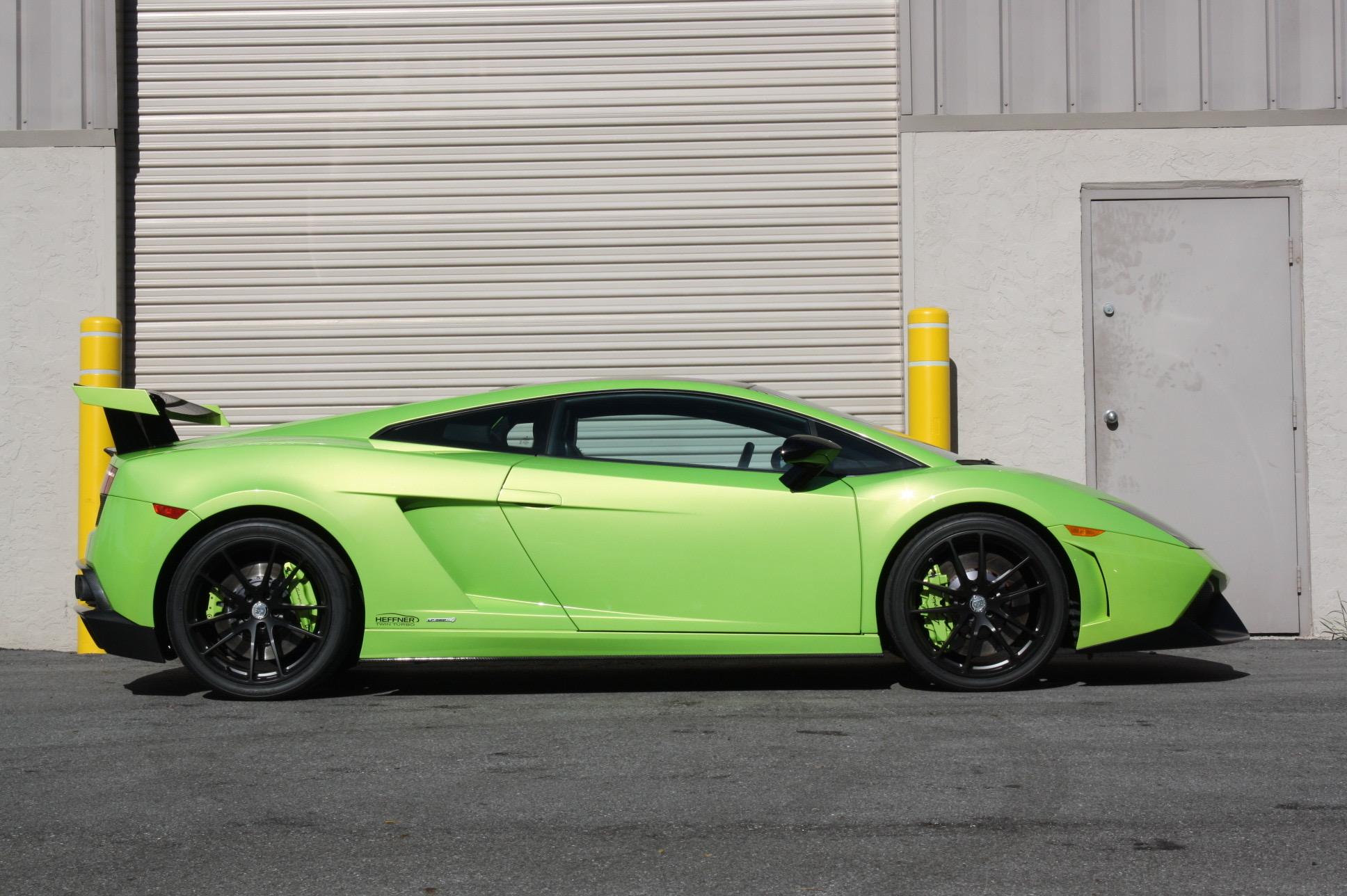 Twin Turbo Lamborghini LP560 For Sale - Heffner Performance